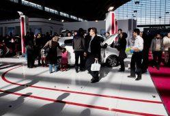 افتتاح نمایشگاه بینالمللی خودروی تهران