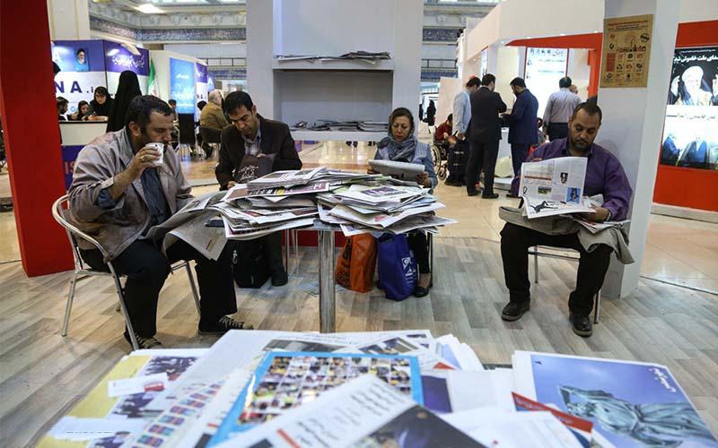 آمار بازدیدکنندگان از بیست و سومین نمایشگاه مطبوعات