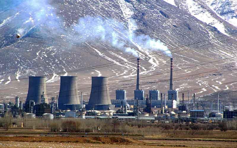 آیا نیروگاههای تهران از مازوت استفاده میکنند؟