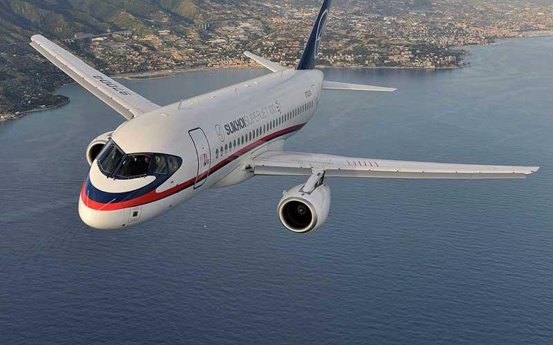 شرکت هواپیماسازی سوخو همکاری خود را با ایران ادامه میدهد