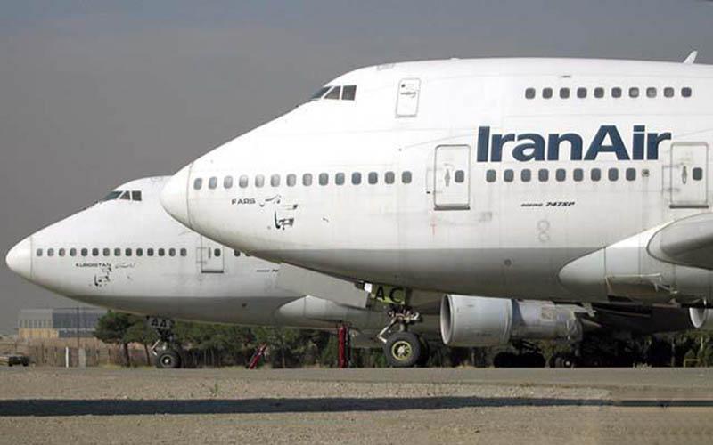 وضعیت صنعت هوایی ایران پس از اقدامات ترامپ
