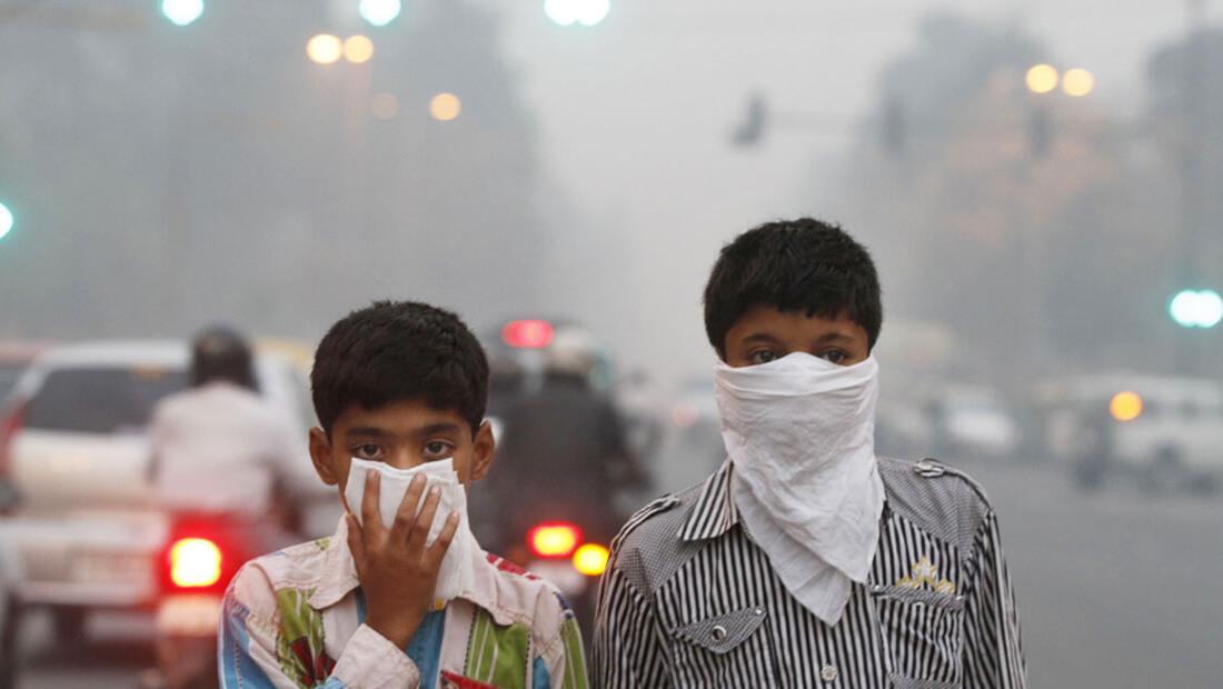دادههای باز آلودگی هوا