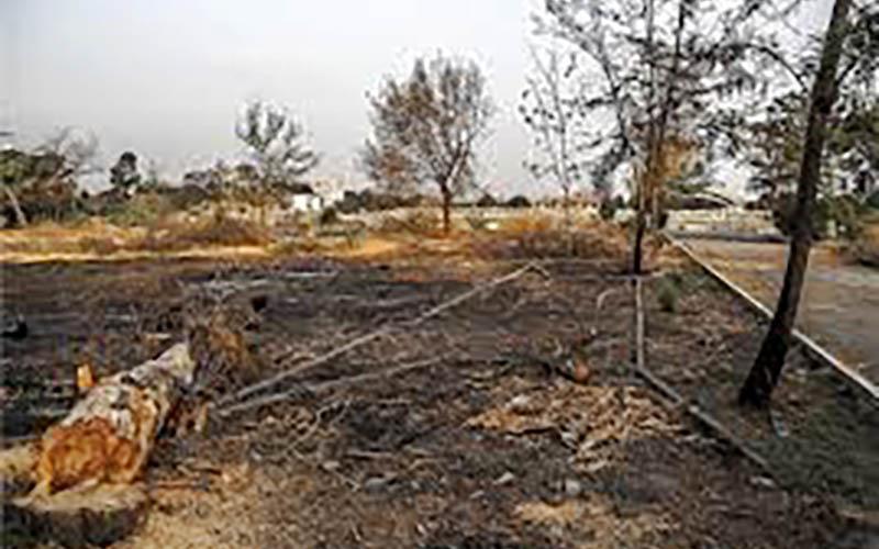 نامهنگاری محیط زیست با شهرداری درباره وضعیت پادگان ۰۶