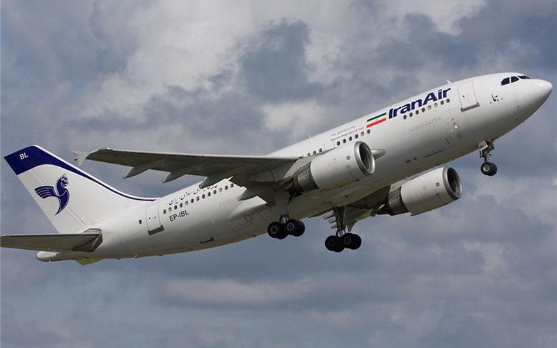 افزایش پروازهای ایران در مهرماه 96