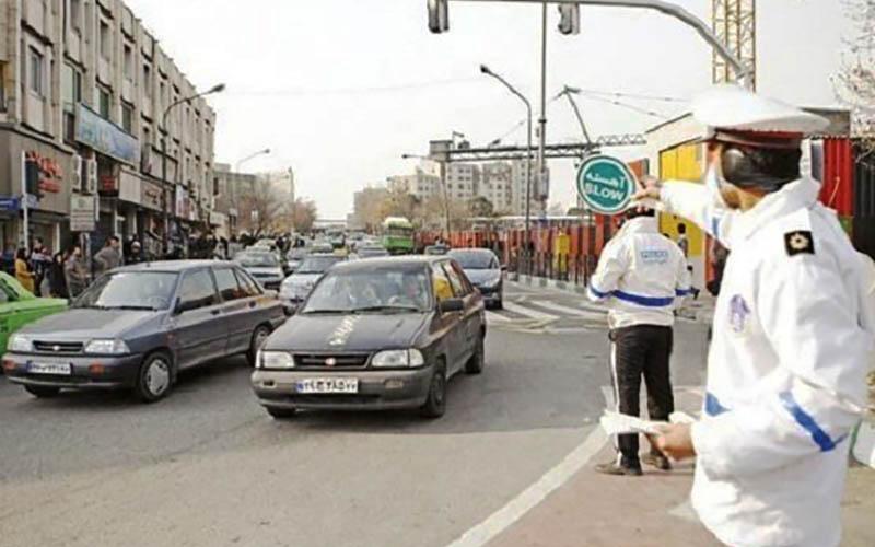 وقوع نیمی از تخلفات روزانه رانندگان تهرانی در ۴ ساعت
