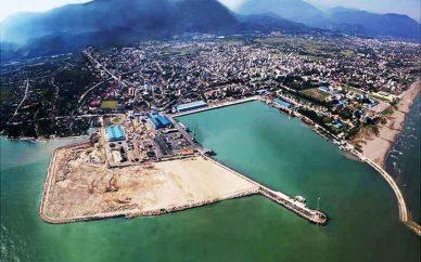 بندر چابهار گذرگاهی امن برای تجارت بینالمللی