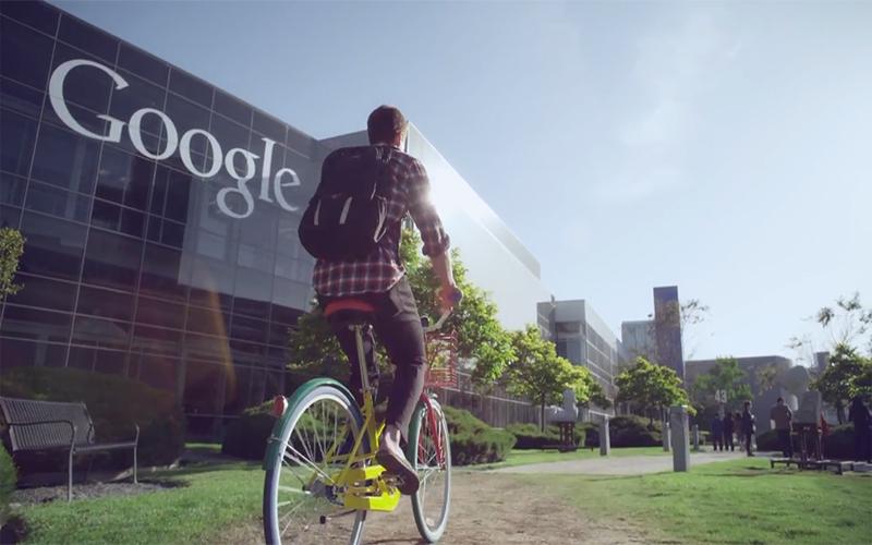 اینجا گوگل است، دری که به آینده باز میشود