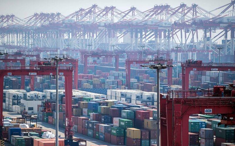 کسری تراز تجاری آمریکا افزایش یافت