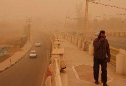 هوای کرمانشاه امروز هم در شرایط بحران قرار دارد