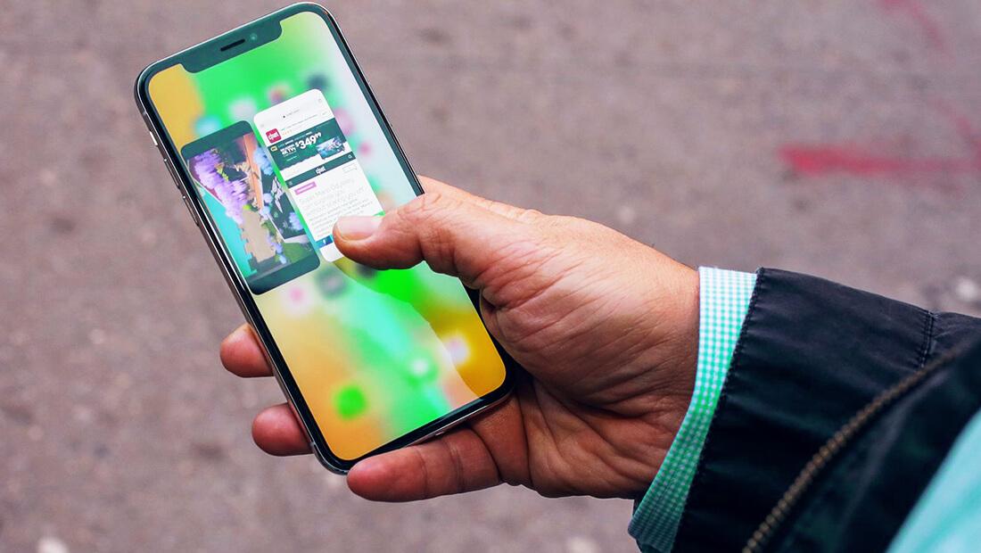 توسعه رشد گوشی اپل