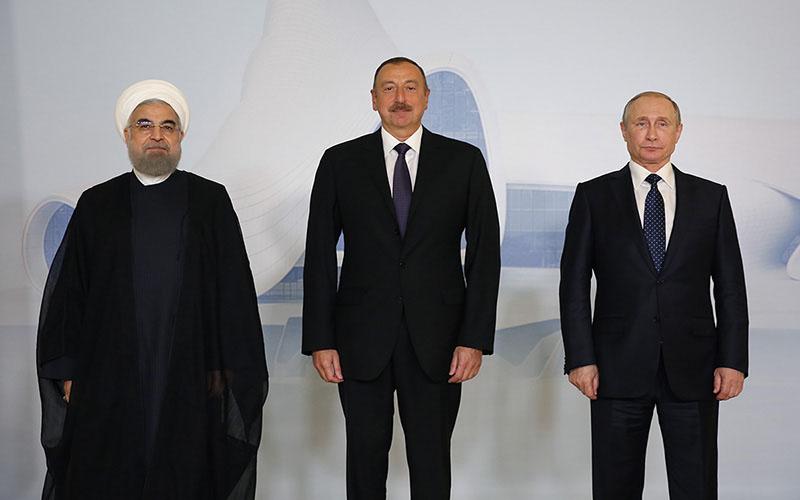 سخنان رئیسجمهور در نشست سهجانبه با روسیه و آذربایجان
