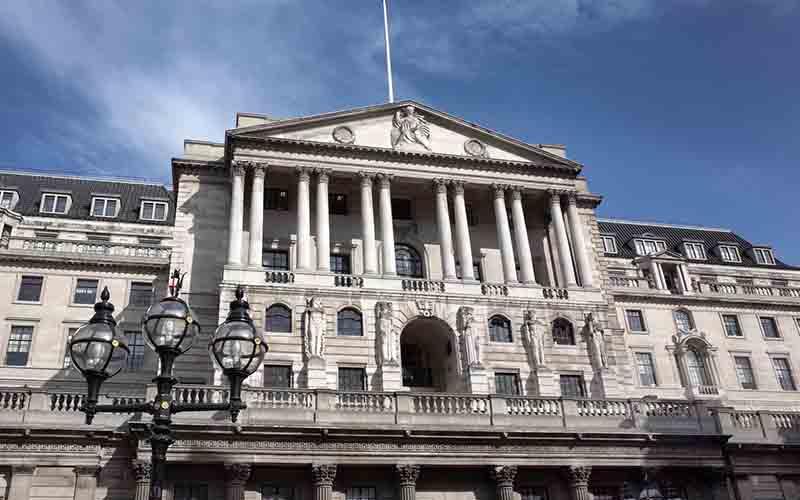 افزایش نرخ بهره بینبانکی در انگلیس
