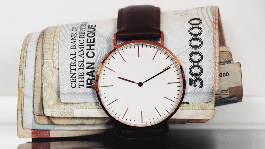 واحد پول برمبنای زمان