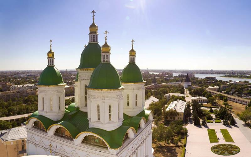 آستراخان روسیه به دنبال جذب گردشگران ایرانی