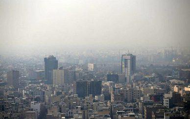 آلودگی+هوا + تجارت نیوز