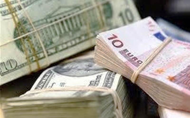 افزایش نرخ مبادلهای 22 ارز در بانک مرکزی