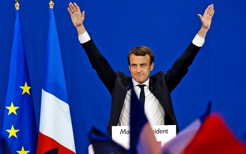 از دیدگاه اکونومیست، فرانسه کشور سال شد
