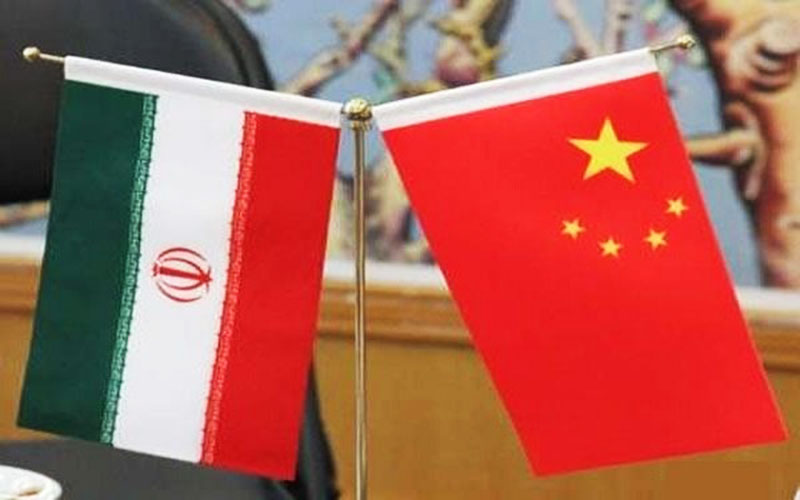 امضای توافقنامه همکاری صنعتی و اقتصادی بین ایران و چین