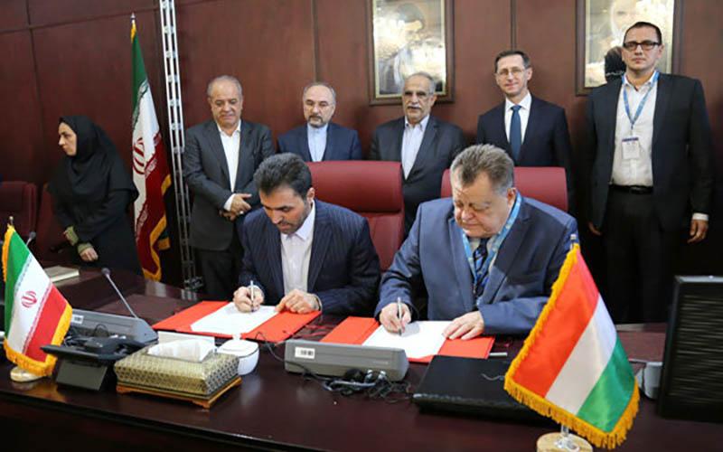 امضای تفاهمنامه مشترک بین ایکاروس و گروه توسعه صنایع و معادن شهر