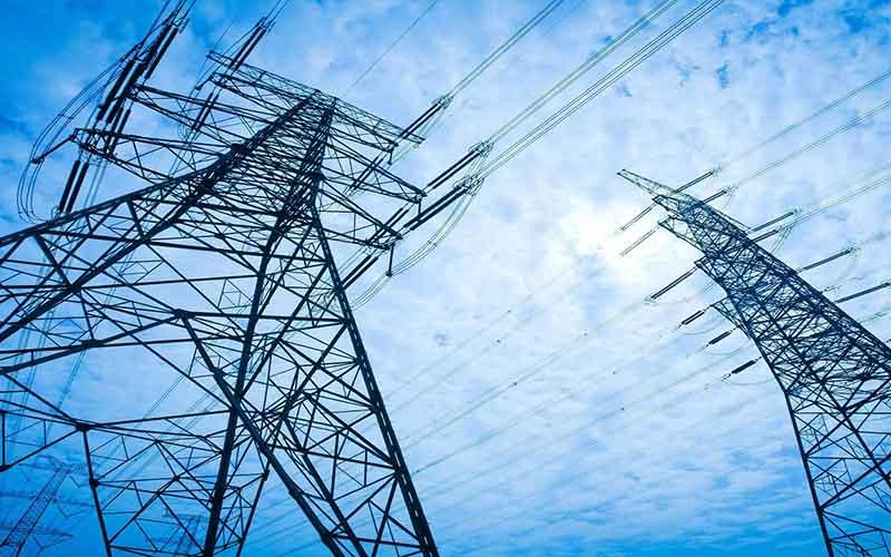مصرف برق کشور در محدوده ۵۵ هزار مگاوات