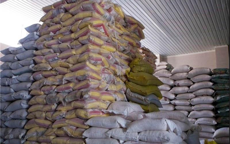 کشف ۲۴ تن برنج احتکار شده در چهارمحال و بختیاری