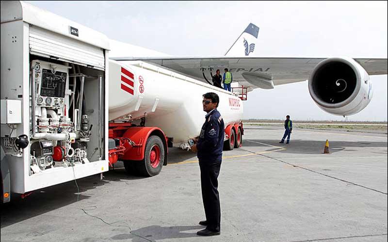 قیمت بالای بنزین پروازهای باری، مانعی برای صادرات کشور