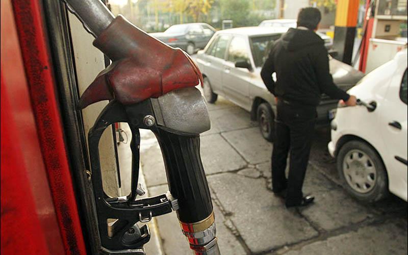 توزیع دوبرابری سوخت در جایگاههای تهران نسبت به روزهای عادی