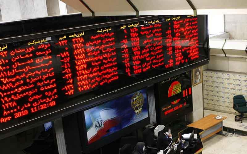 دو جبهه متفاوت در بازار بورس تهران
