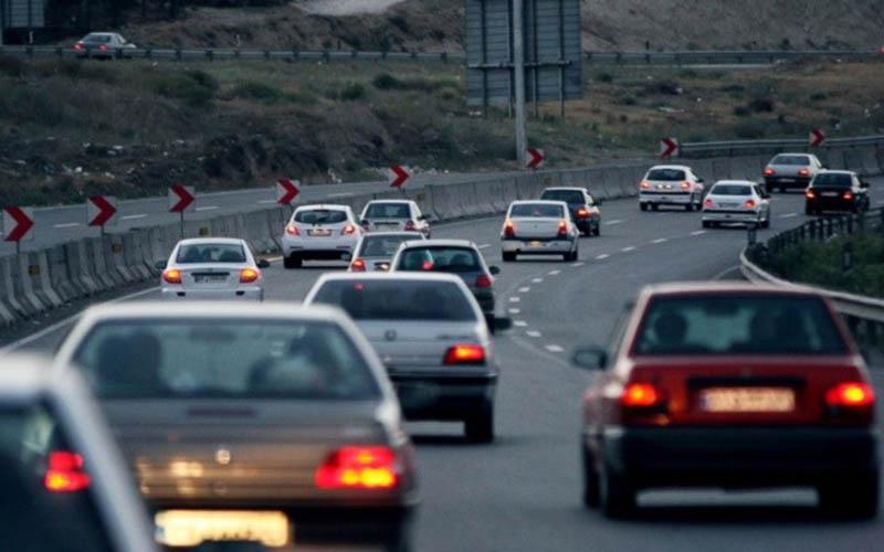 سرعت تردد در جادههای کشور افزایش یافت