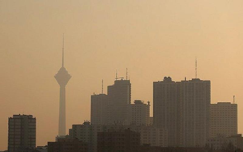 بازگشت ابرآلودگی ۲ سال پیش به تهران