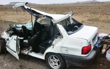 مرگ روزانه 47 نفر در تصادفات