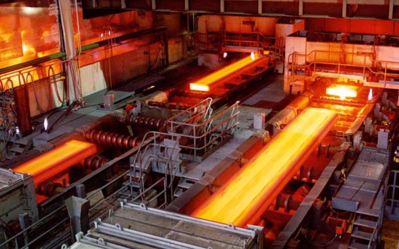 رشد ۱۷ درصدی تولید فولاد ایران