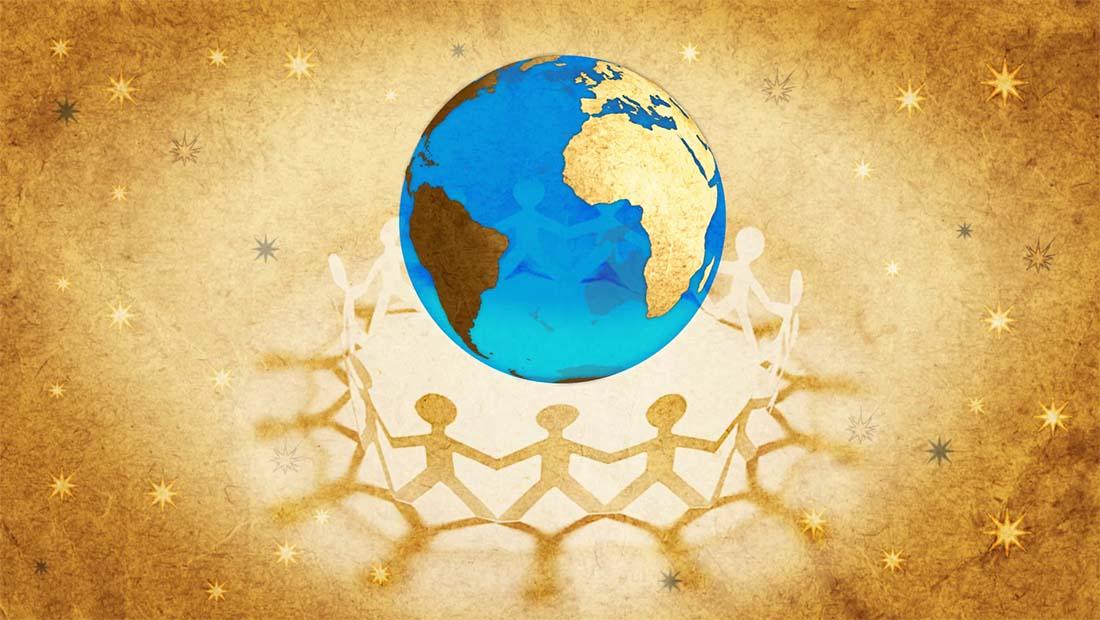 جهانیشدن دهکده جهانی
