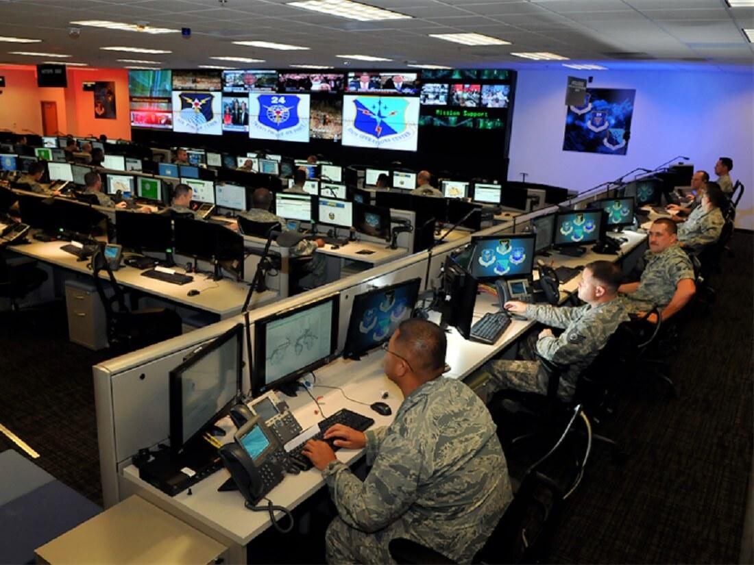حملات سایبری در آمریکا