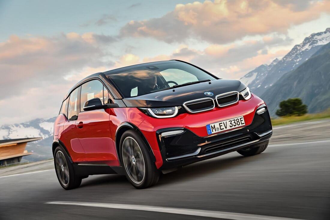خودروی برقی BMWi3