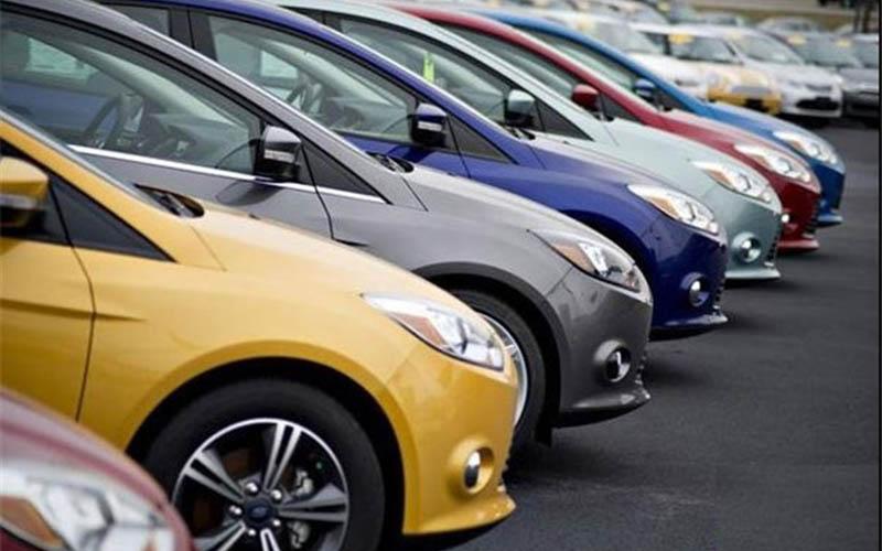 خودروهای آمریکایی شمارهگذاری میشوند؟