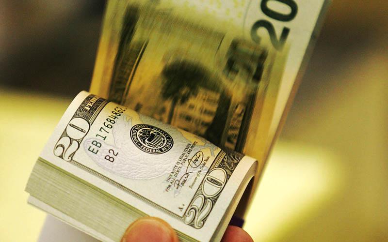 دلار در بازار معاملات جهانی سیر صعودی داشت