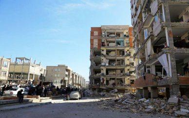 انتخاب مشاور برای تعیین خسارات مناطق زلزلهزده