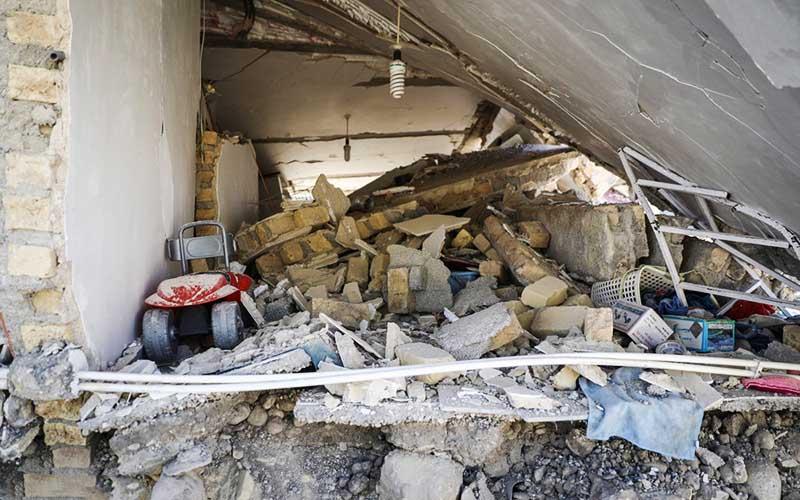 ۴۸ قربانی دیگر زلزله کرمانشاه شناسایی شد