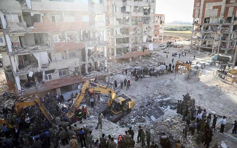 پرداخت ۱۲ میلیارد تومان تعهدات بیمه مسکن مهر در زلزله کرمانشاه