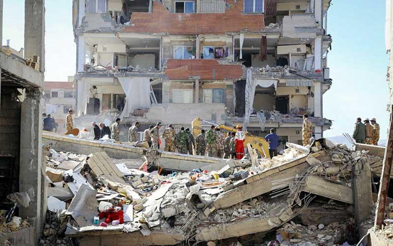 تسهیلات ویژه گمرک برای کارکنان زلزلهزده استان کرمانشاه