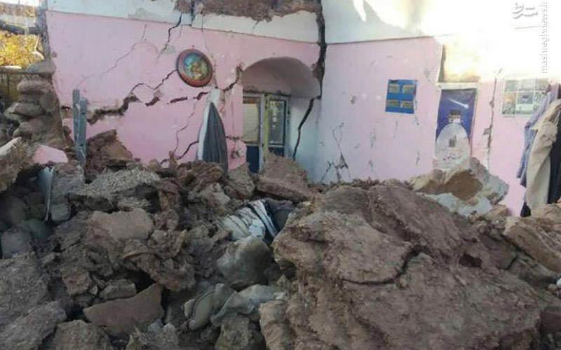خسارت به حدود ۱۵۰۰ خانه در زلزله کرمان