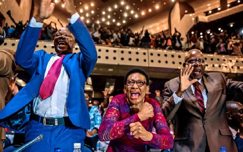 سرنوشت زیمبابوه پس از رابرت موگابه