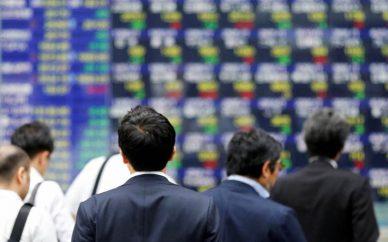 افت سهام آسیایی در معاملات امروز