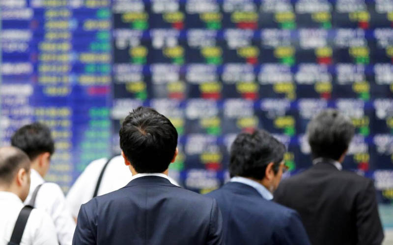 افت سهام آسیایی با کاهش دادههای اقتصادی آلمان