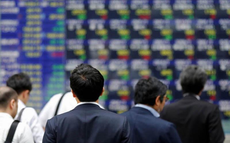 سهام آسیایی رکورد تاریخی زد
