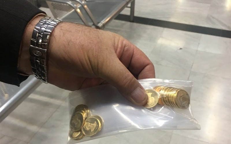 فروش بیش از ۲۰ هزار سکه در ۵ جلسه حراج
