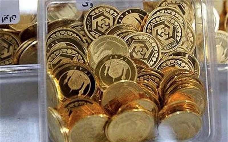 حرکت سینوسی بازار سکه در ۸۳ روز