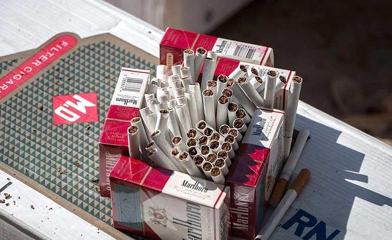 بیش از ۷۵ درصد بازار سیگار در اختیار برندهای خارجی