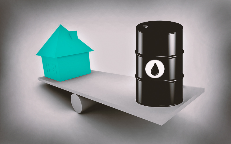 جادوی طلای سیاه؛ چگونه درآمد نفت بازار مسکن را تکان میدهد؟